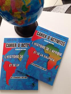 L'histoire de l'Afrique et sa diaspora cahier d'activités