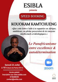 speed booking kouokam