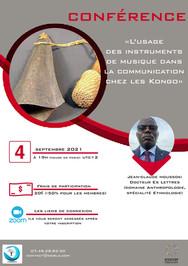 L'usage des instruments de musique