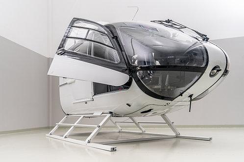 1 Std. Airbus EC 135 Full Motion Simulator inkl. Bewegung*