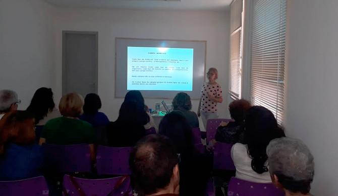 Curso de Formação em Terapia Floral - Aulas de Setembro