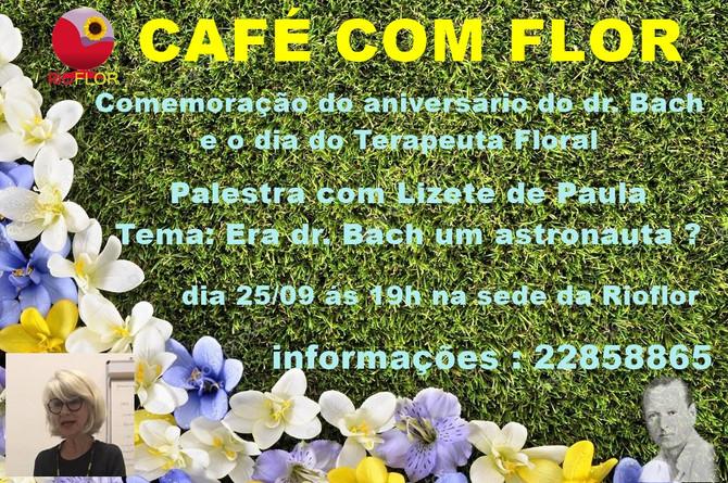 Café com Flor - Setembro