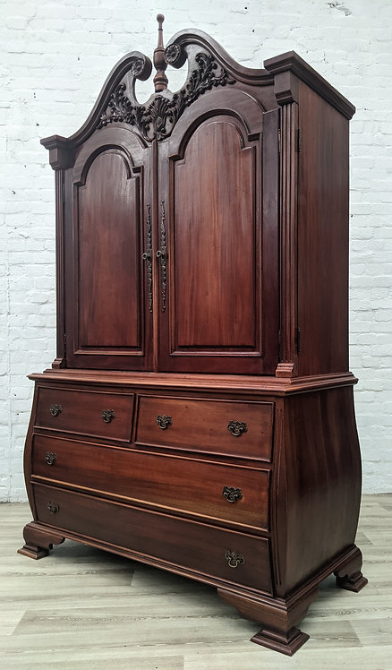 Dutch Style Wardrobe/Chest Of Drawers