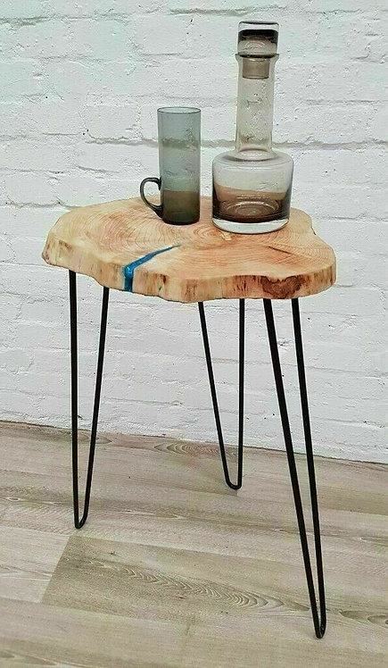 Rustic Pine Occasional Table