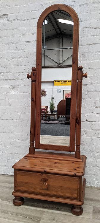 Ducal Victoria Cheval Mirror