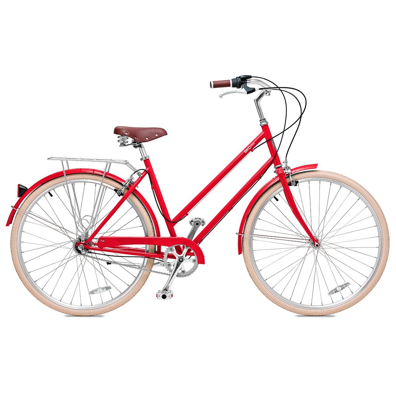 Ladies dutch bike hire