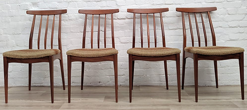 Four Younger Dining Chairs