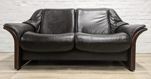 Ekornes Stressless Two Seater Reclining Sofa