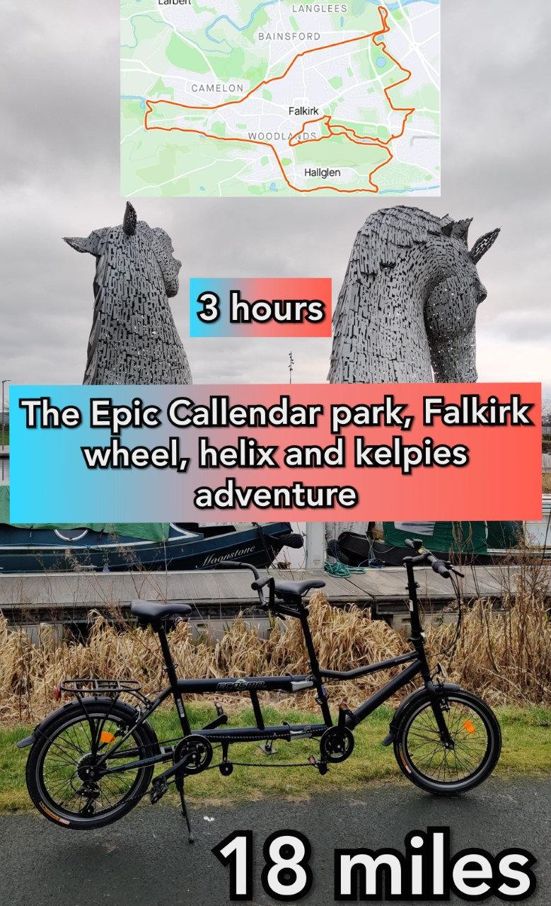 Tandem bike hire - Epic Adventure