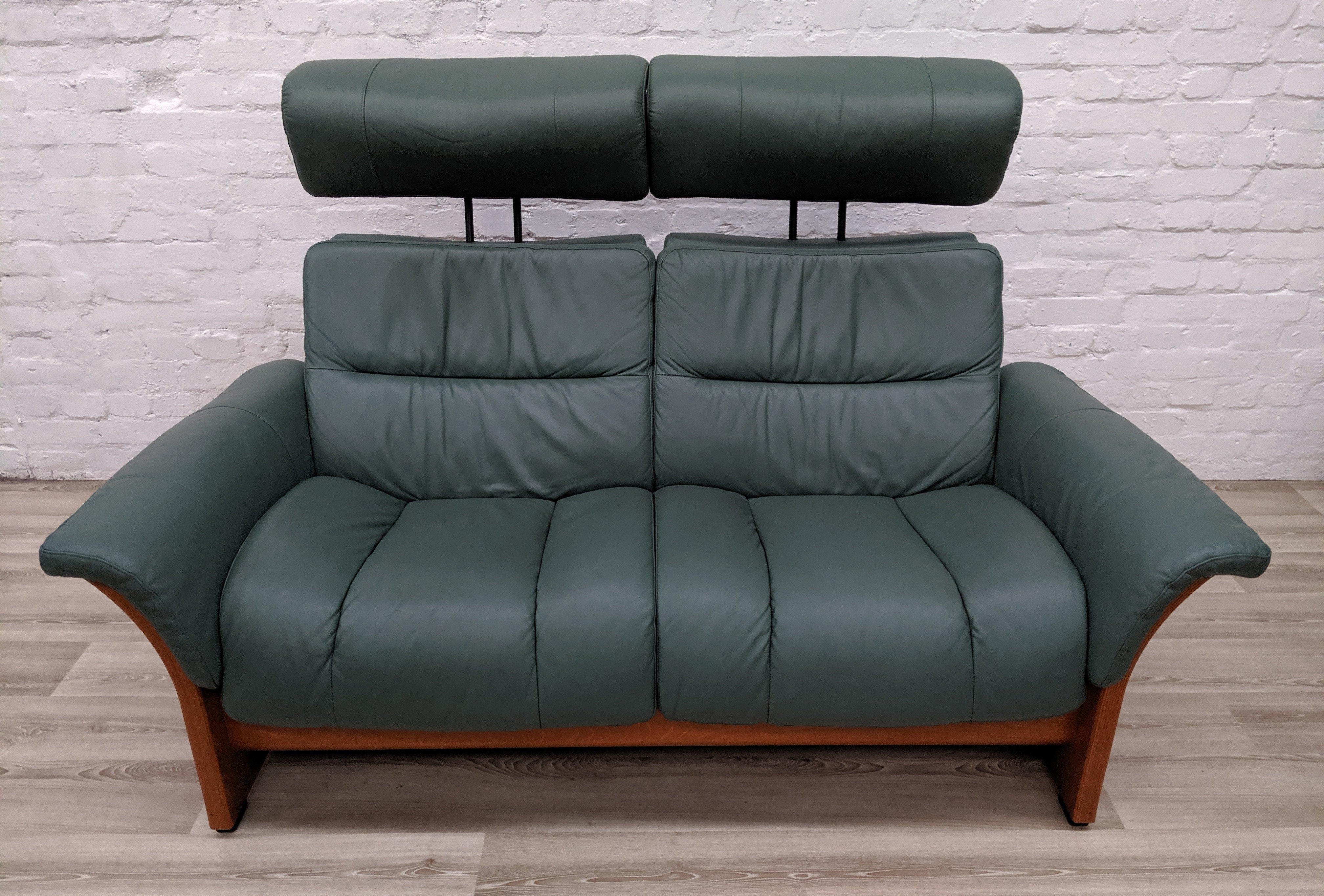 Ekornes Stressless Two Seater Reclining Sofa The Timeless Furnitu