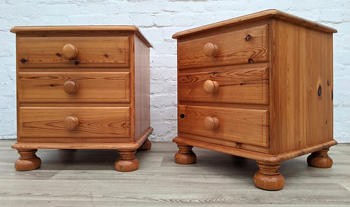 Pair Of Ducal Bellamy Bedside Cabinets