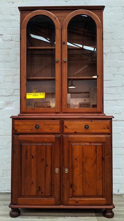 Ducal Rosedale Cabinet Over Sideboard