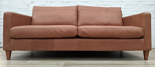 John Lewis & Partners Bailey Leather Sofa
