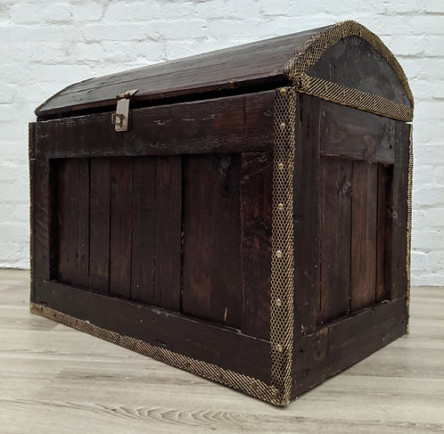 Homemade Shipping Chest