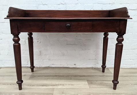 Victorian Mahogany Table/ Desk