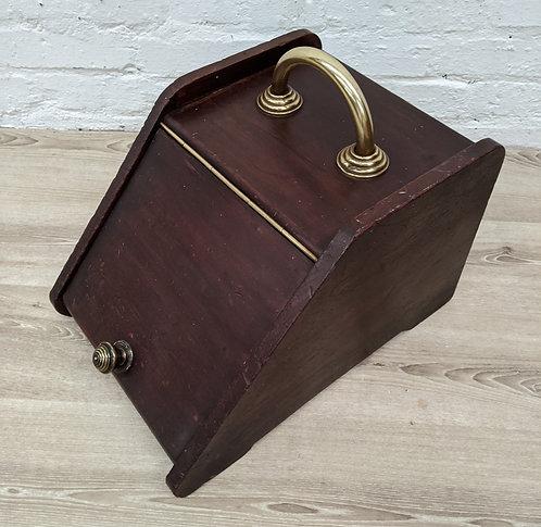 Vintage Coal Box