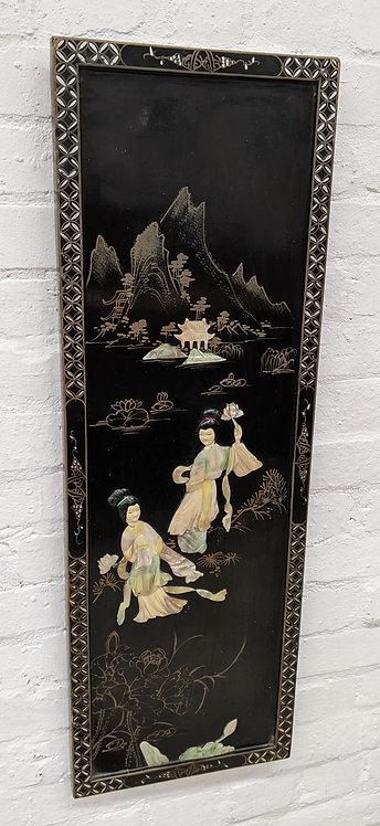 Oriental Wall Panel