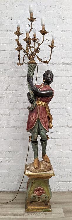 Venetian Moor Lamp