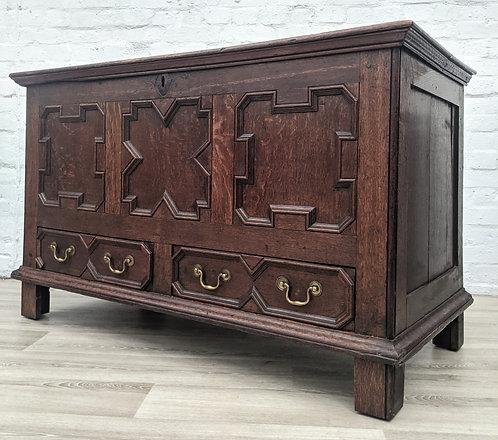 Antique Oak Kist