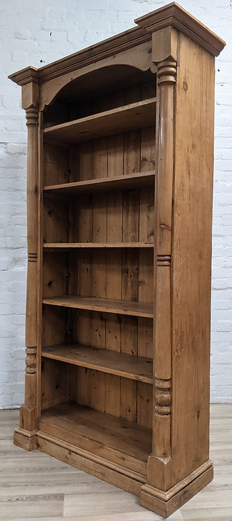 Corinthian Style Bookcase