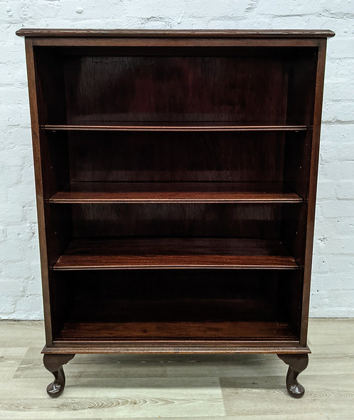 Small Queen Anne Style Bookcase