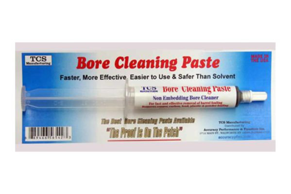 TCS Bore Cleaning Paste – Step 2
