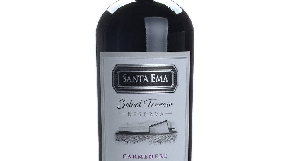 DOMAINE SANTA EMA CARMENERE RESERVA 2018