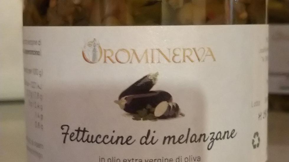 Fettucine di melanzane (aubergine)