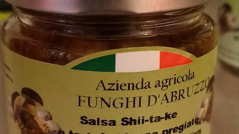 crème de champignon shi ta ke à la truffe blanche 80 gr
