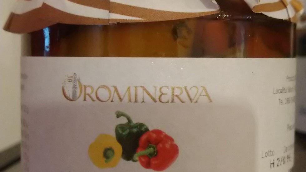 PEPERONI SAPORITI(poivrons) 270 gr