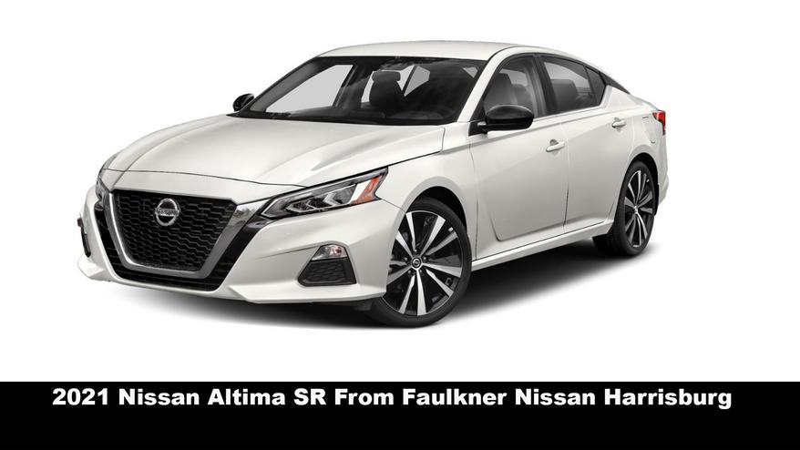 2021 Nissan Altima SR from Faulkner Nissan