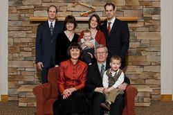 Paul K. and Anna E. Shockey Family