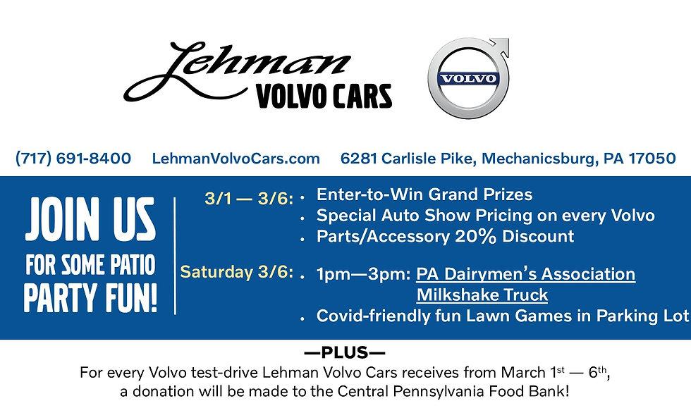 Lehman Volvo Cars_Road Rally digital ban