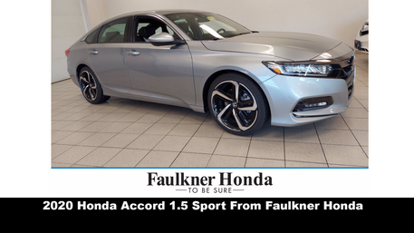 2020 Honda Accord 1.5 Sport