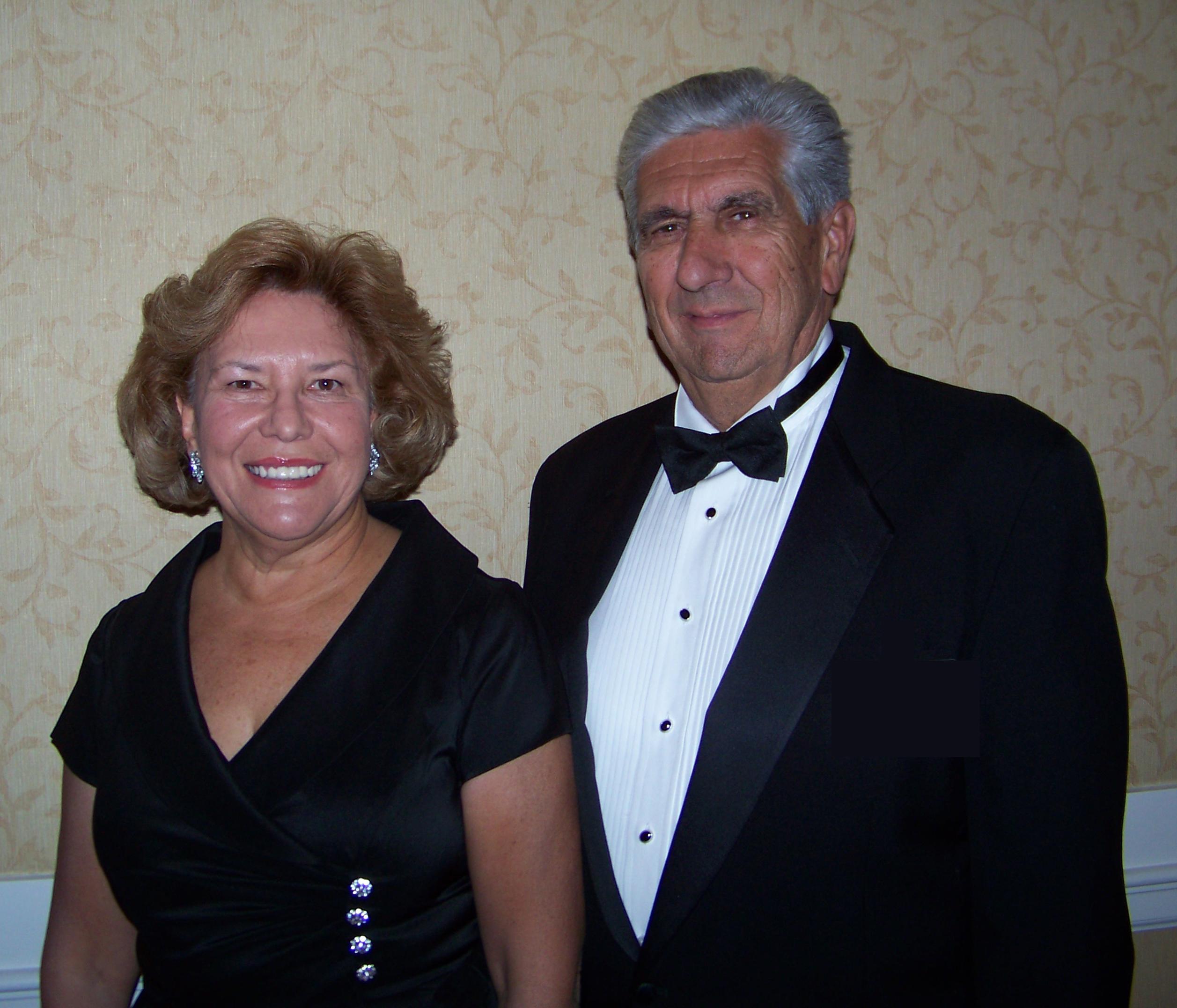 Jacqueline & Earl Berger