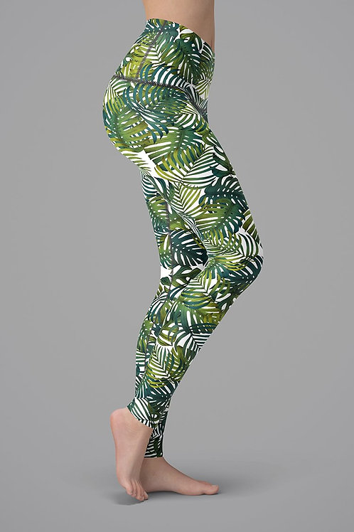 Quench Jungle Fever High Rise Leggings