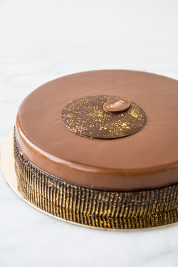 Chocomel Chocolate Cake from Caramel