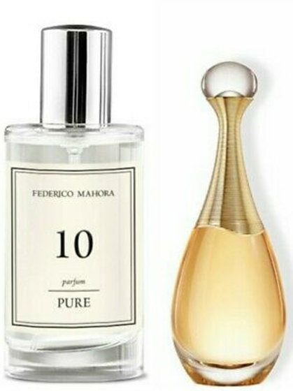 FM Perfume - 10 (Inspired by Christian Dior J'adore)