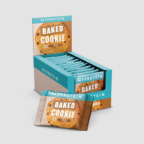Baked Protein Cookie - Chocolate Chip Flavour