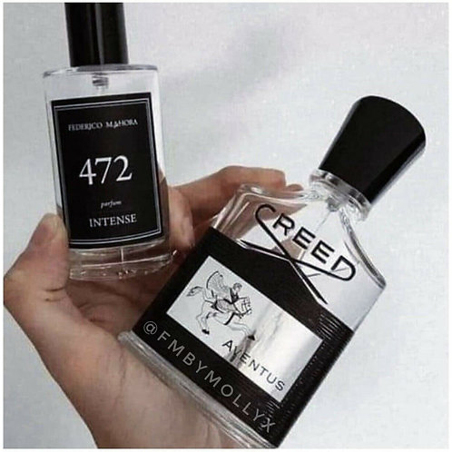 FM Perfume - 472 (Inspired by Creed Aventus)