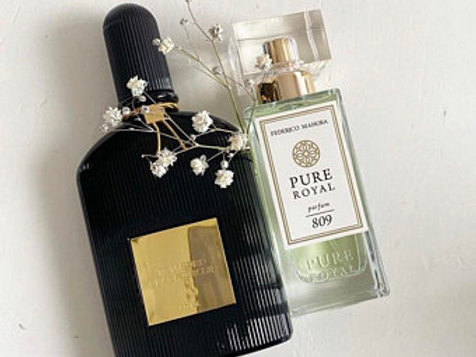 FM Perfume - 809 (Inspired by Tom Ford Black Orchid)