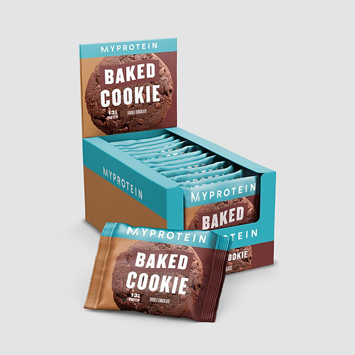 Baked Protein Cookie - Chocolate Flavour