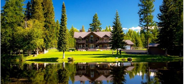 Secluded Ranch Home