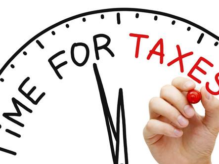 呈交个人所得税时需注意的5个细节