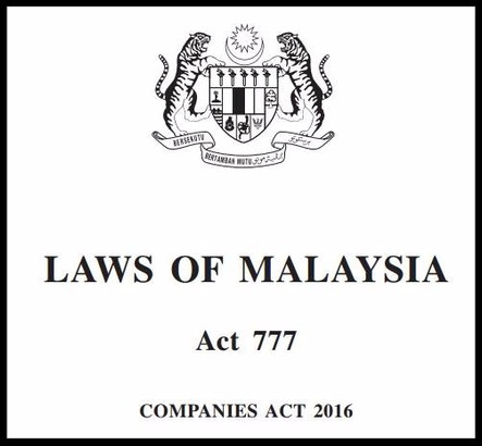 10 Key Changes in Companies Act 2016 that You Should Know