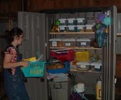 volunteer closet