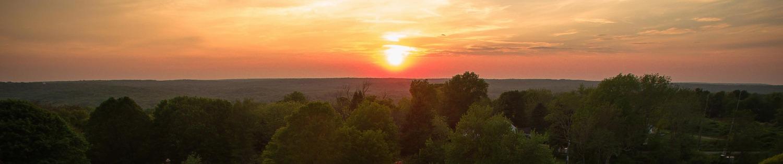 Stonington Sun Set