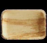 blozomz Areca rectangle plate