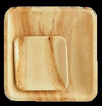 blozomz Areca square plates