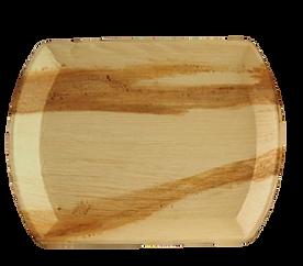 blozomz Areca rounded rectangle tray
